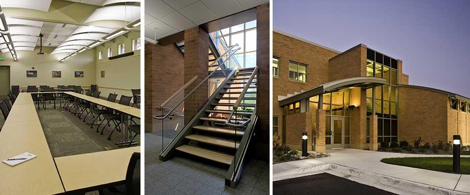 Municipal Credit Union >> Mayotte Group Architects | Lansing Michigan Building ...